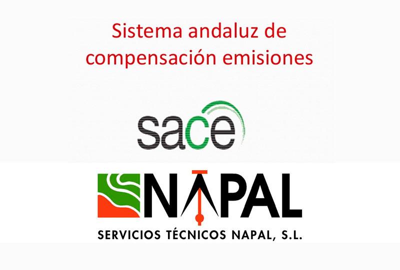 Acuerdo con el Sistema Andaluz de Compensación de Emisiones