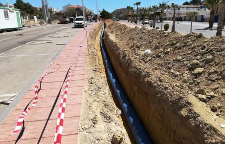 deposito San Juan de los Terreros (Almería)