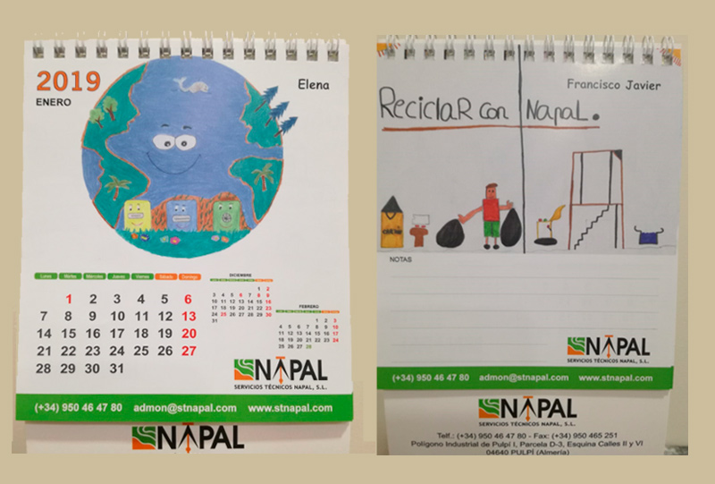 Campañas de concienciación sobre el medio ambiente en colegios