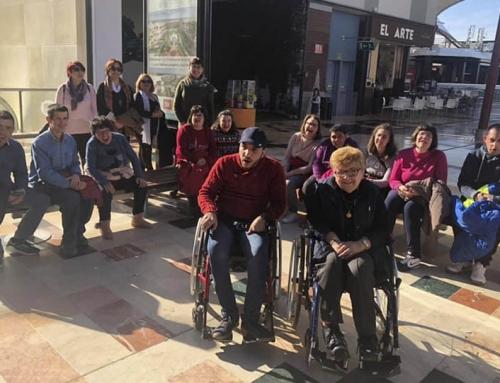 Jornada de Convivencia con Asociación de Discapacitados
